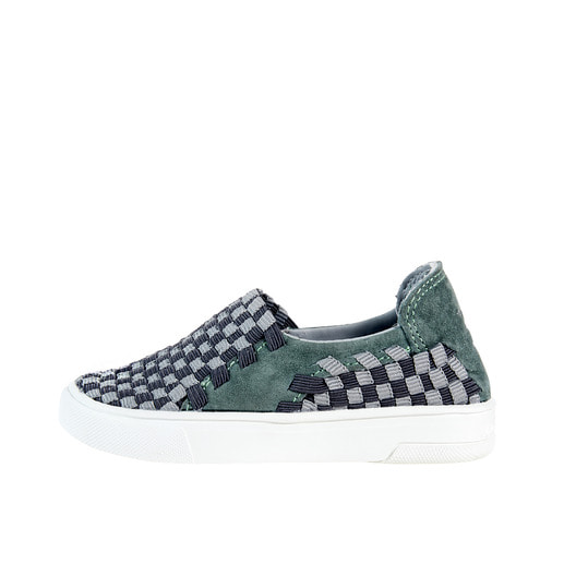 Woven Slip-On Kids 807SLK