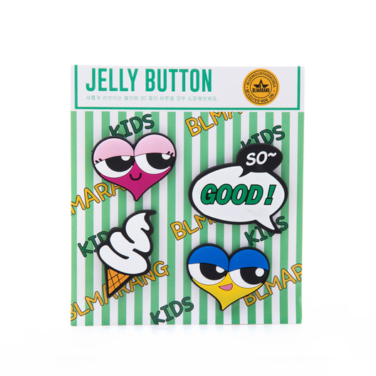 BLMARANG JELLY BUTTON PACKAGE 906-EAJ101JB #2